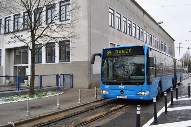 Izvanredni Vozni Red I Trase Autobusnih Linija Zet Javni